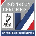 UKAS ISO 14001 150x150