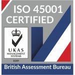 UKAS ISO 45001 150x150